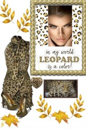 ..........Leopard is a Color