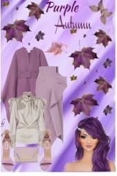 Purple Autumn.......