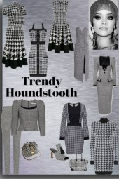 Trendy Houndstooth