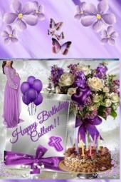 Happy Birthday Colleen!!