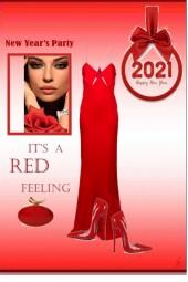 It's a Red Feeling