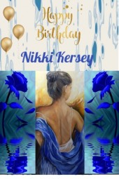Happy Birthday Nikki Kersey!