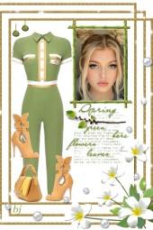 Spring, Green