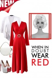 Wear Red