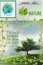Earth Day--April 22, 2021