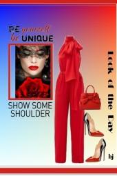 Show Some Shoulder