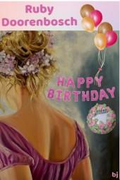 Happy Birthday Ruby Doorenbosch