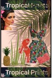Love Tropical Prints