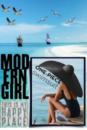 Modern Girl--My Happy Place