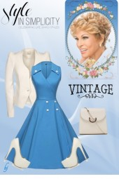 Vintage Style in Simplicity