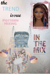 The Trend issue--Pattern Mixing