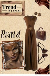 The Trend Report--The Art of Fashion