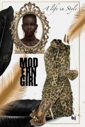 Modern Girl--A Life in Style