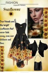 Fashion Trend--Sunflowers