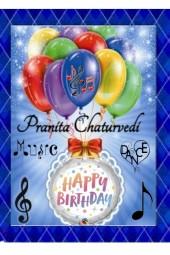 Happy Birthday Pranita Chaturvedi!