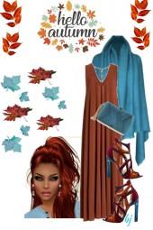 Hello Autumn Color Challenge