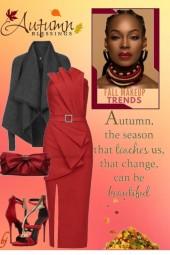 Autumn--Fall Makeup Trends