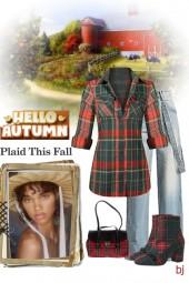 Plaid This Fall