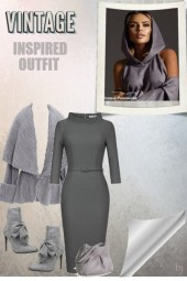Vintage Inspired Outfit.......