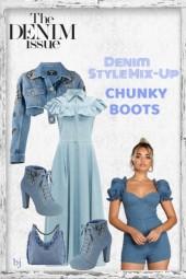 Denim Style Mix-Up
