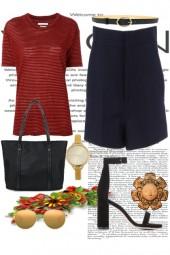 Style navy
