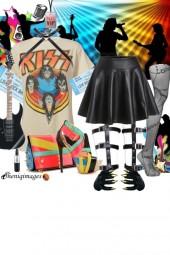Rock Chic by Sheniq