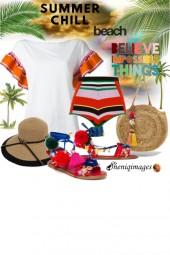 Tropical Summer Chill by Sheniq