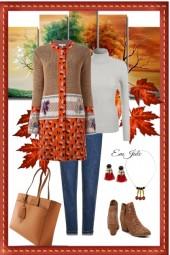 Autumn Cardigan