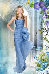 Blue Gown!