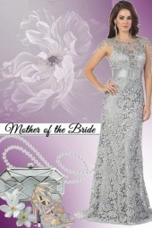 Mother of the Bride Gown!