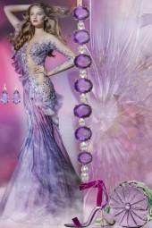 Blanka Matragi Gorgeous Gown!