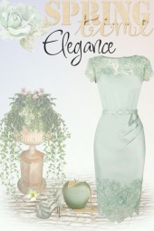 Spring Time Elegance!