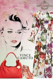 D&G and Vince Camuto!