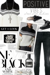 Get the Look in Black and White