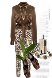 Chocolate Leopard