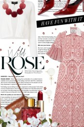 Have Fun With It Wild Rose