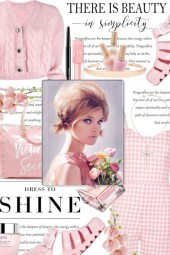 Dress to Shine in Pink