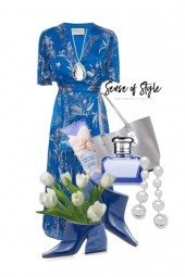 Sense of Style in Blue