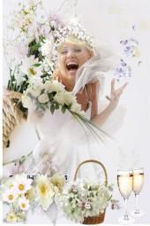 THE HAPPY MAY BRIDE♥