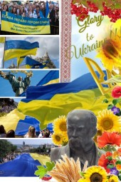 August 24 Independence Day of Ukraine