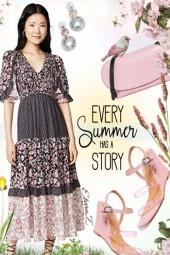 **summer dress**