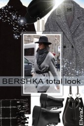 *BERSHKA total look*