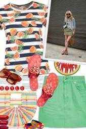 Melon Summer