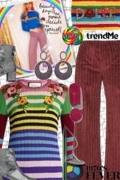 Trend Me Rainbow