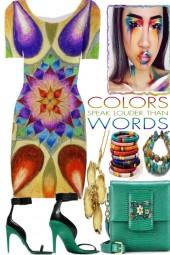 Color speak louder than words