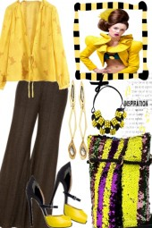 Inspiration in Yellow