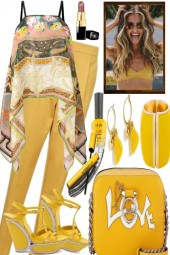 LAZY MELLOW YELLOW