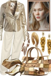 WHITE AND GOLD, GOOD FOR SPRING