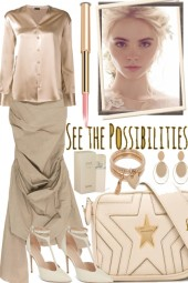 POSSIBILITIES IN BEIGE