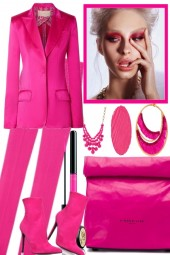 TOTALLY PINK